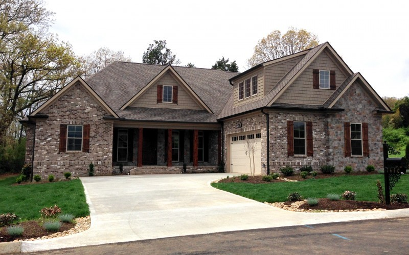 Sentinel Builders, Custom Homes in Knoxville - Exterior Gallery