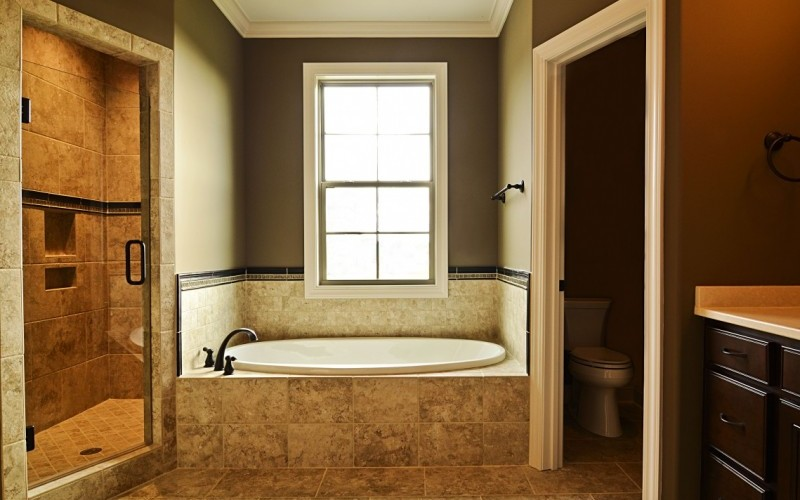 Sentinel Builders, Custom Homes in Knoxville - Bathroom Gallery