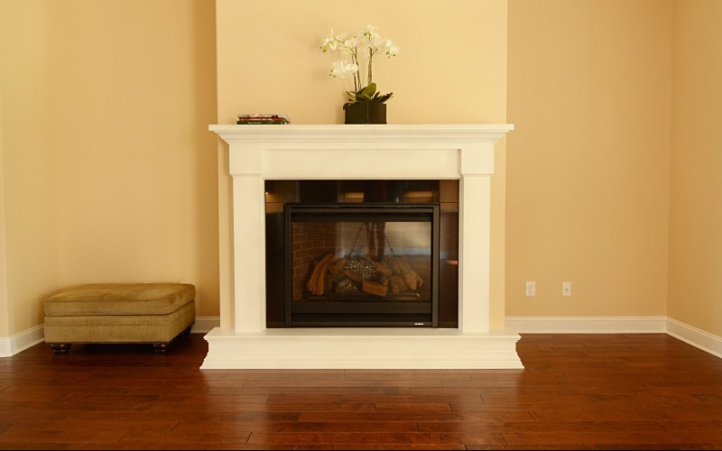 Sentinel Builders, Custom Homes in Knoxville - Fireplace Gallery